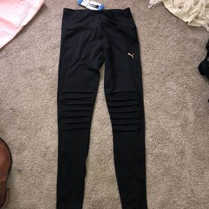 NWT Puma black leggings